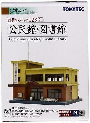 Building Collection Ken Kore community centers and libraries (japa<Japan import>