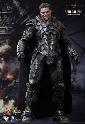 HOT TOYS MMS 216 GENERAL ZOD Superman Man of Steel OHNE VERPACKUNG 30 cm