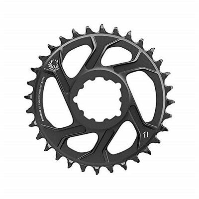 Sram Chain Ring X-sync 2 Steel Direct Mount 6mm Offset Boost Eagle: Black 32t