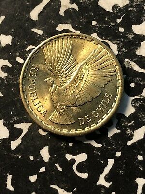 1968 Chile 2 Centesimos (2 Available) High Grade! Beautiful! (1 Coin Only)