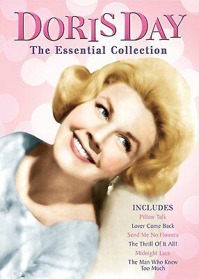 Doris Day: The Essential Collection New DVD! Ships Fast!