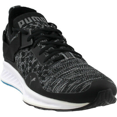 PUMA IGNITE EVOKNIT Low Black Mens $39.99 | PicClick