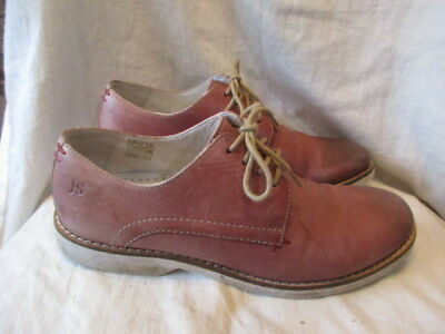 leather shoes size 7 by Josef Seibel