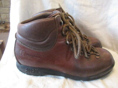 Berghaus brown leather walking ankle boots size 7
