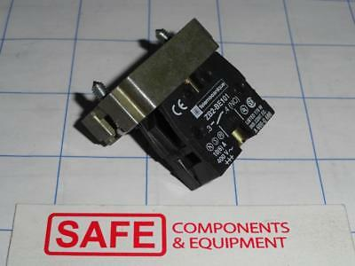 Schneider Telemecanique ZB2BE101 Contact Block Switch 1NO SPST 10A for XAC R41-1