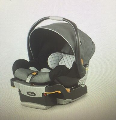 Chicco KeyFit 30 Infant Baby Car Seat, Orion