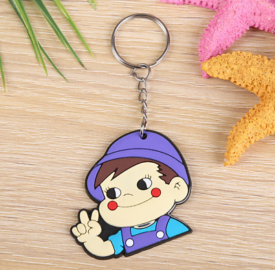 Hot new Creative Cute Keychain Creative Lovers Cartoon Animal Key Ring YSK32