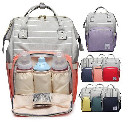 Multi-function Diaper Bag Mommy Maternity Nappy Bags Baby Travel Backpack