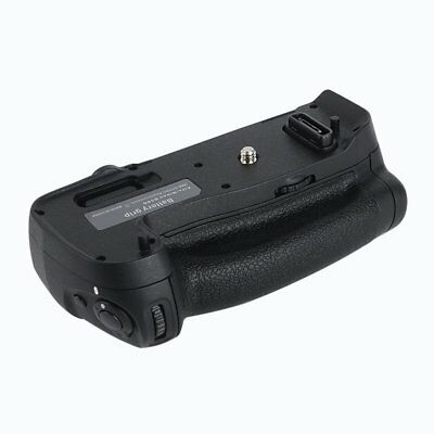 Vertical Battery Grip Pack Holder With AA Battery Chamber For Nikon D500 Camera