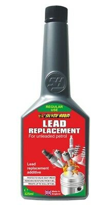 Silverhook Lead Replacement Substitute Additive for Unleaded Petrol Fuel 325ml