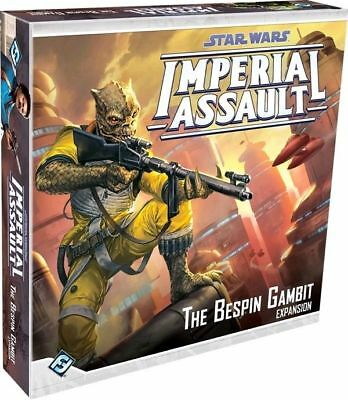 Star Wars - Imperial Assault The Bespin Gambit NEW