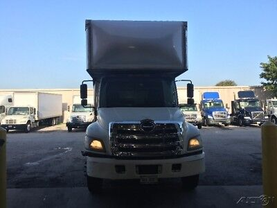 Penske Used Trucks - unit # 705838 - 2012 Hino 268
