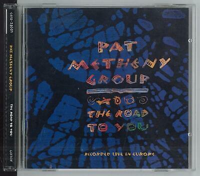 Pat Metheny Group The Road To You Gefd 24601 1993 Cd Ottimo Usato