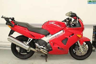 1999 Honda Vfr800 F I Spares Or Repair ***no Reserve*** (15935)