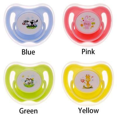 Baby Soother Baby Pacifier Infant Boy Girl Teat Nipple Orthodontic fa#21
