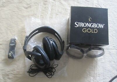 Lotto Di Gadget Strongbow Gold