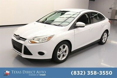 Ford Focus SE Texas Direct Auto 2014 SE Used 2L I4 16V Automatic FWD Sedan