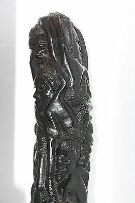 Museum Quality Ancient African Artist Carved Nomoli Stone Sculpture Pomdo Figure