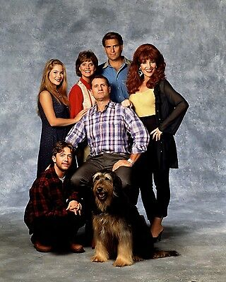 Married With Children CAST / Ed O'Neill 8 x 10 / 8x10 GLOSSY Photo Picture