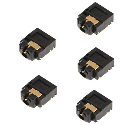 5x 3.5mm Port Headphone Audio Jack Socket For Microsoft Xbox One Controllers