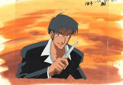 Anime Cel Trigun #30