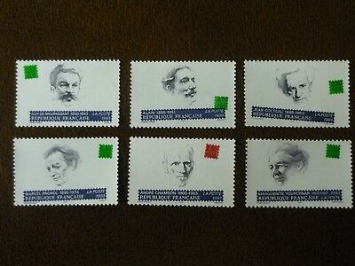 France 1994 Red Cross Fund set of 6  vf mint never hinged SG 3118 - 3123