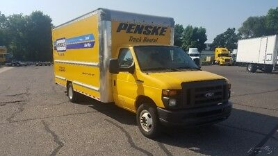 Penske Used Trucks - unit # 9169401 - 2015 Ford E350