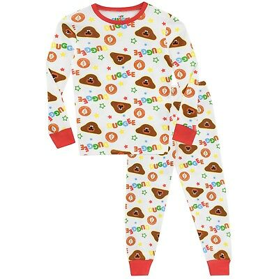Kids Hey Duggee Pyjamas | Boys Hey Duggee Pyjama Set | Squirrel Club Pjs