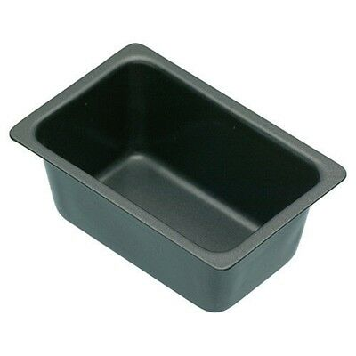 Kitchencraft Non-stick Mini Loaf Tins, 7 x 4.5cm (set Of 4) - Tins 4 Nonstick