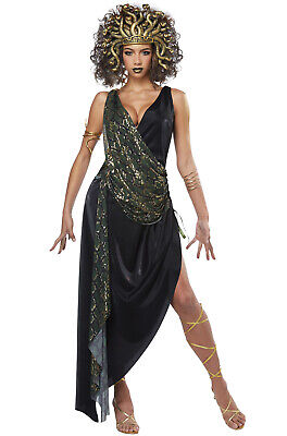 Sedusa Ancient Greek Mythology Medusa Adult Costume