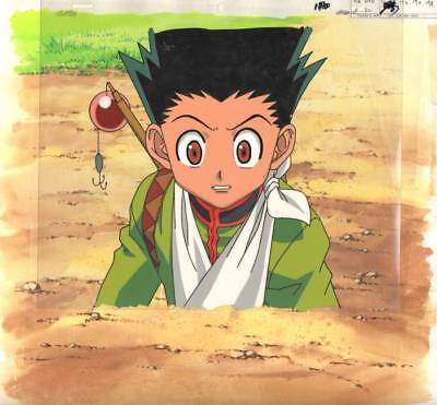Anime Cel Hunter x Hunter #90
