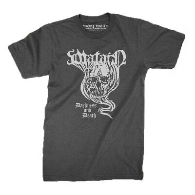 WATAIN - Darkness And Death T SHIRT S-2XL New Official Kings Road Merchandise