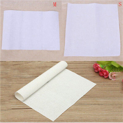 white cotton 11ct aida cloth cross stitch fabric use for embroidery accessory DS