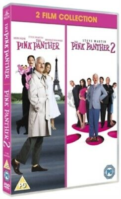 The Pink Panther + The Pink Panther 2 (Steve Martin) Two New Region 4 DVD