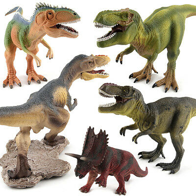 Large Simulated Collectible Dinosaur Model Action Figurine Figure Kid Toy Gift