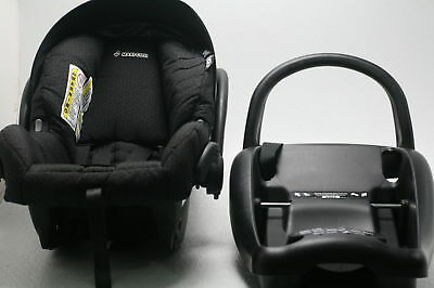 Maxi COSI Mico Max 30 Infant Car Seat Black Crystal Rear Facing Adjustable