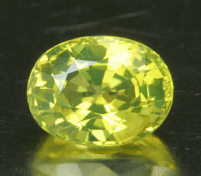 CHRYSOBERYLL        tolle Farbe      1,16 ct