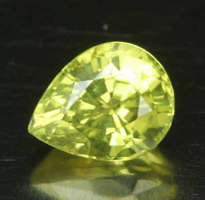 CHRYSOBERYLL        tolle Farbe      1,25 ct