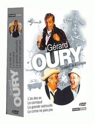 1839/32157/coffret 4 Dvd Gerard Oury 4 Films + Documentaire Neuf Sous Blister
