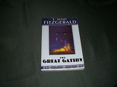The Great Gatsby by F. Scott Fitzgerald (PB 2004   9780743273565