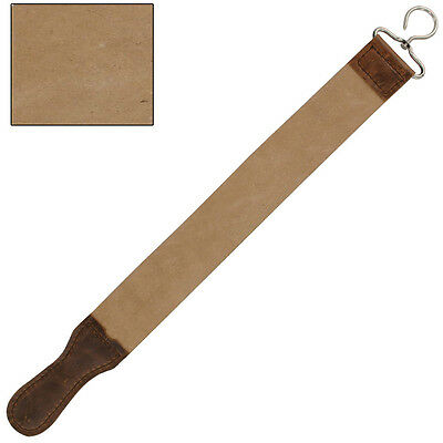 Handcrafted Manly Ritual Leather Shaving Razor Blade Strop