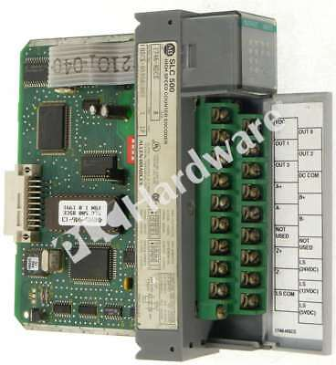 Allen Bradley 1746-HSCE Series A SLC 500 Single-Channel High-Speed Counter