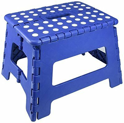 "Great Neck Essentials 21047 8-1/2"" Folding Step Stool"