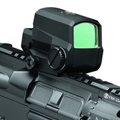 1PC Grey Matte Optic Reflex Red Dot Sight Scope Mount Outdoor Airsoft Hunting