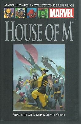 La Collection de Référence n°42.House Of M.Hachette Collections CB27