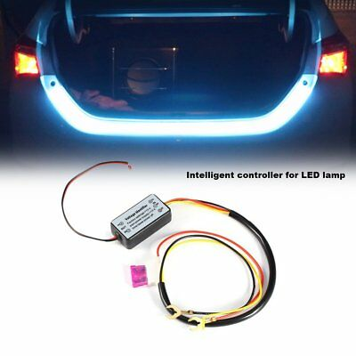 12V Car LED Daytime Running Light Relay Van DRL Control Switch Control Harness T