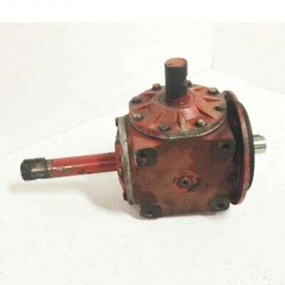 Used Gearbox Assembly Hesston 8400 1170 8200 8100 Case IH 8380 8840 700706595