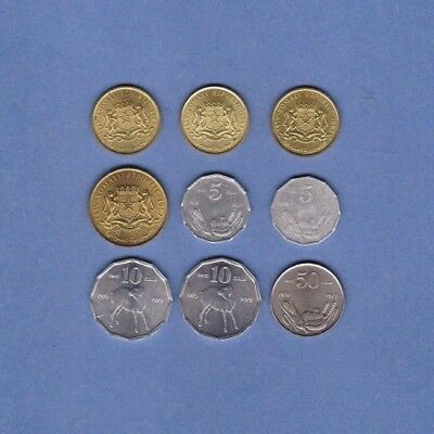 Somali Republic - Coin Collection Lot # A-44 - World/Foreign/Africa