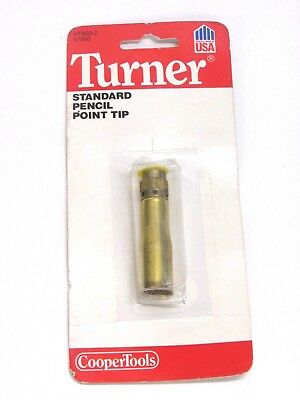 New! Turner Standard Pencil Point Tip For Propane Torch, Ht603-2