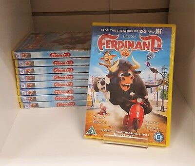 Ferdinand DVD Brand New and Sealed Fast and Free Postage